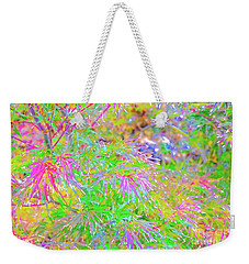Archway Weekender Tote Bag by Cathy Dee Janes