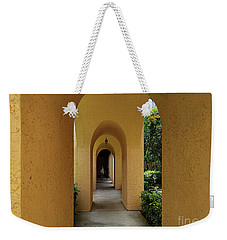 Archway Weekender Tote Bag by Gary Wonning
