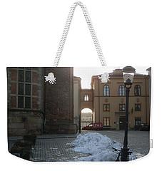 Archway In Stockholm Weekender Tote Bag by Margaret Brooks