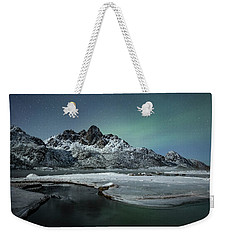 Arctic Night II Weekender Tote Bag