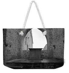 Ardfert Cathedral Weekender Tote Bag