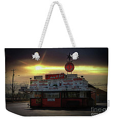 Ardy And Eds Weekender Tote Bag by Joel Witmeyer