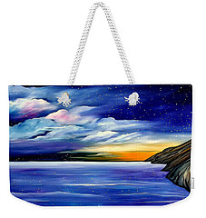 Are The Stars Out Tonight Weekender Tote Bag