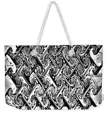 Are There Diamonds In Your Mine Weekender Tote Bag by Danica Radman