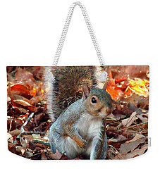 Are You Friendly Weekender Tote Bag