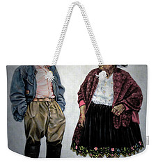 Are You Going To Town Like That? Weekender Tote Bag