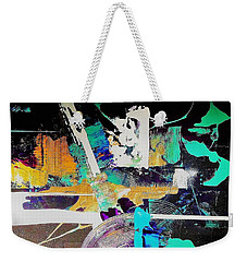 Areas Of Doubt And Uncertainty Weekender Tote Bag