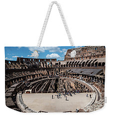 Arena Of Death And Glory Weekender Tote Bag