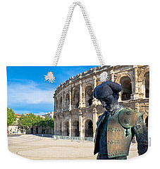 Arenes De Nimes Bullfighter Weekender Tote Bag