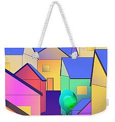 Arfordir Vi Weekender Tote Bag