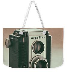 Weekender Tote Bag featuring the photograph Argoflex by Ana V Ramirez