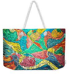 Argungun Fishing Festival Weekender Tote Bag