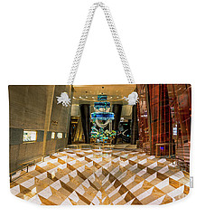 Aria High Limit Lounge Entrance Weekender Tote Bag