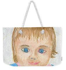 Aria Weekender Tote Bag