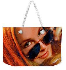 Ariana Cesare Weekender Tote Bag