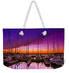 Ariana's Sunset Weekender Tote Bag