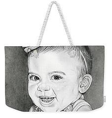 Arianna Weekender Tote Bag