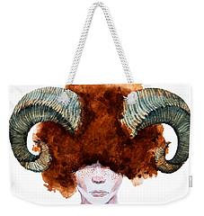 Aries Weekender Tote Bag