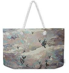 Arioso Weekender Tote Bag