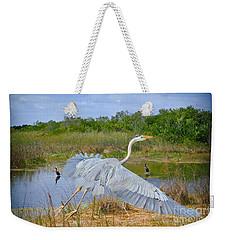 Arise Weekender Tote Bag by Judy Kay