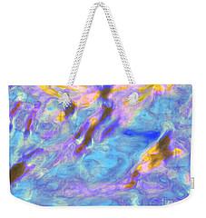Love What Arises Weekender Tote Bag