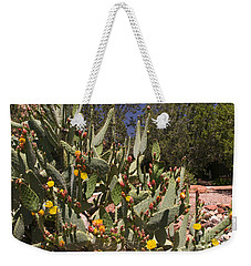 Arizona Cactus Weekender Tote Bag