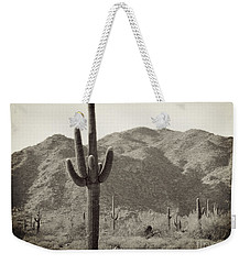 Arizona Desert Weekender Tote Bag