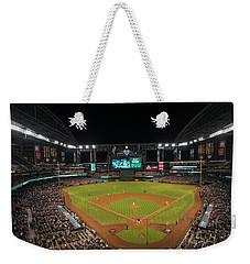 Arizona Diamondbacks Baseball 2639 Weekender Tote Bag