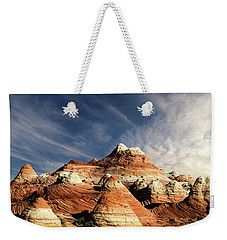 Arizona North Coyote Buttes Weekender Tote Bag by Bob Christopher