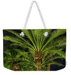 Arizona Palms At Night Weekender Tote Bag