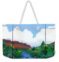 Arizona Sky Weekender Tote Bag