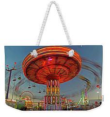 Arizona State Fair Weekender Tote Bag