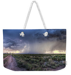 Arizona Storm Weekender Tote Bag