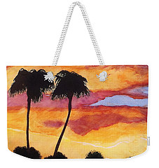 Arizona Sunrise - Scottsdale 5 A.m. Weekender Tote Bag