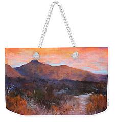 Arizona Sunset 3 Weekender Tote Bag