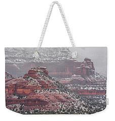 Arizona Winter Weekender Tote Bag