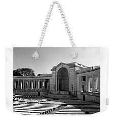 Arlington Memorial Amphitheater Weekender Tote Bag