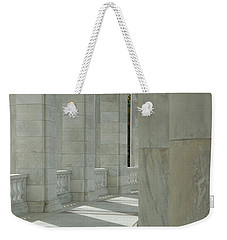 Arlington Memorial Amphitheater Hall Weekender Tote Bag