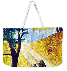 Arm In Arm Weekender Tote Bag