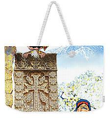 Armenia Weekender Tote Bag