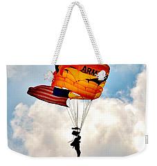 Army Paratrooper 2 Weekender Tote Bag