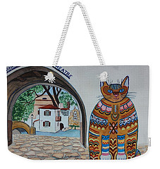 Arneson Theatre Cat Weekender Tote Bag