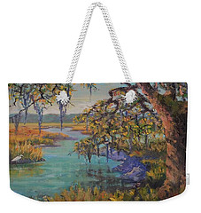 Weekender Tote Bag featuring the painting Aroma by Dorothy Allston Rogers