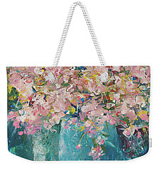 Aroma Therapy Weekender Tote Bag