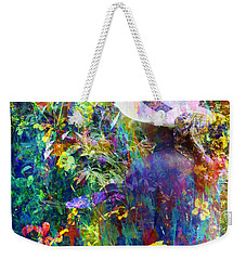 Aromatherapy Weekender Tote Bag by LemonArt Photography