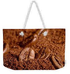 Aromatic Coffe Beans  Weekender Tote Bag by Martin Capek