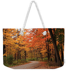 Around Every Curve Weekender Tote Bag by Lyle Hatch