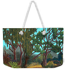 Around The Bend 02 Weekender Tote Bag