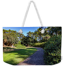Around The Bend Weekender Tote Bag by Ken Frischkorn