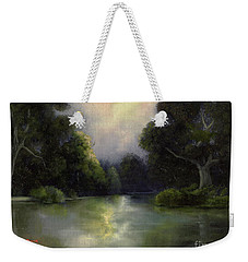 Around The Bend Weekender Tote Bag by Marlene Book